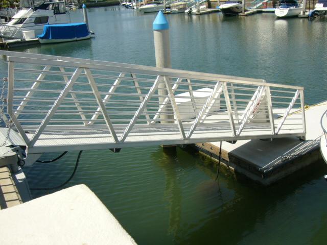 Gangways Swift Slip Docks