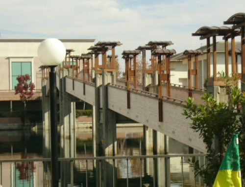 Marina Pacific Bridge